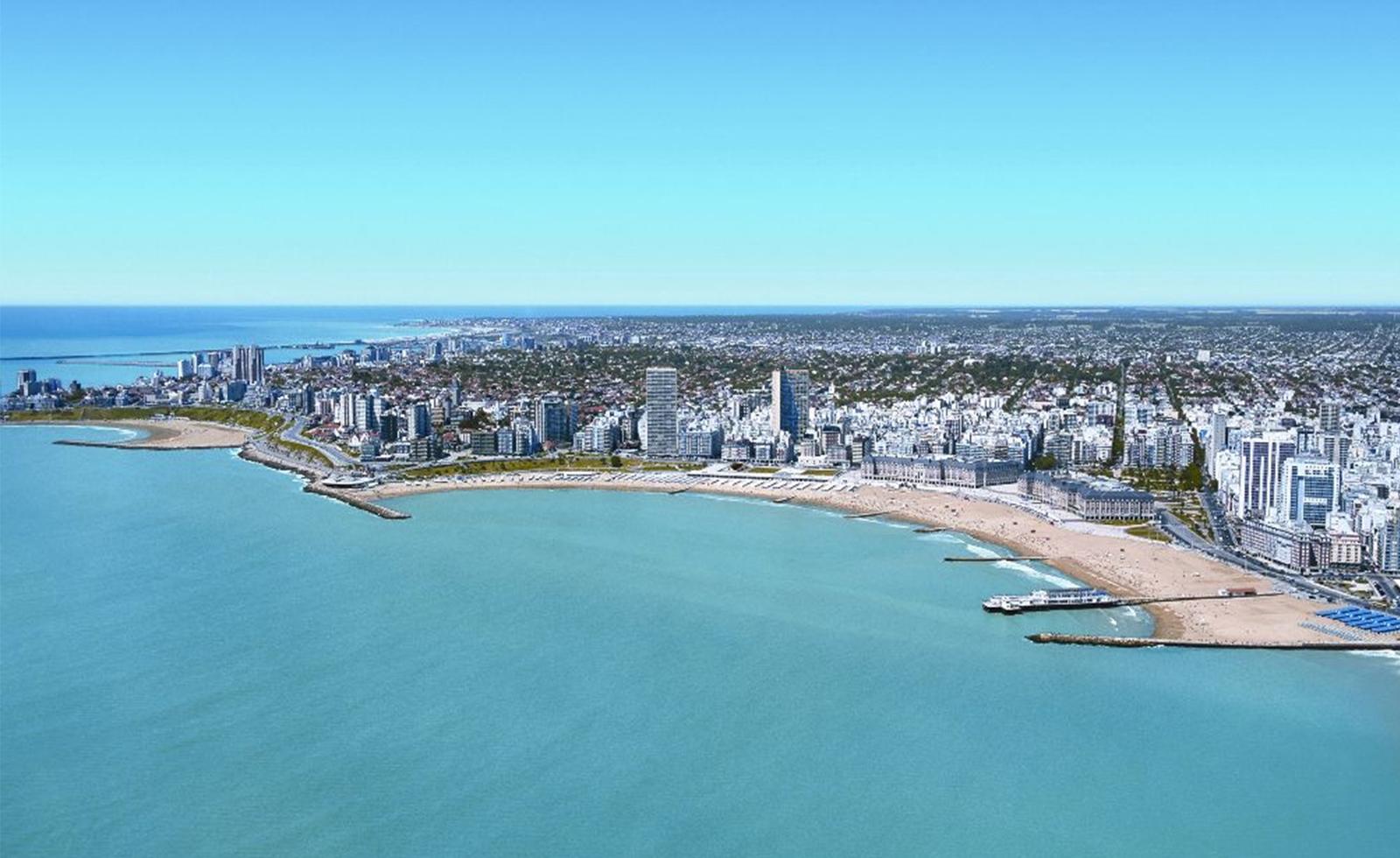 Mar del Plata, Argentina's happy city.