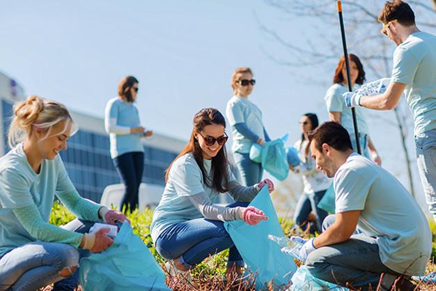 4 Benefits of Volunteering