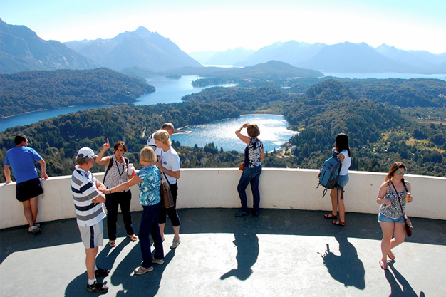 The Best Places with Panoramic Views in Bariloche, Argentina